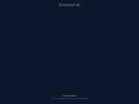 jonnycool.de Webseite Vorschau