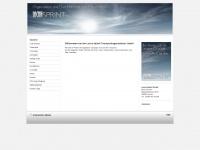 locon-sprint.net Webseite Vorschau