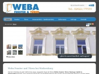 Weba-fenster.at