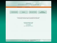verlag-wiss-scripten.de Webseite Vorschau