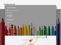 schnitzwerkzeuge.de Webseite Vorschau