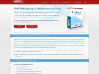 phpwk.de Webseite Vorschau