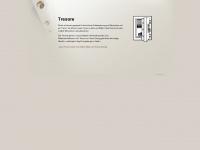 tresore.de.com Webseite Vorschau