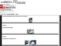 zg1.ch Webseite Vorschau