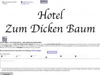 Hotel-pension-dickerbaum.de