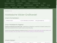 hotelwaesche-voelcker.de