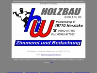 hw-holzbau.de