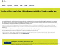 Hzv-deutsche-rentenversicherung-saarland.de