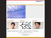 ibp-pollmann.de Webseite Vorschau