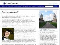 ihr-doktortitel.ch