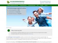 kvs-versicherungsmakler.de Webseite Vorschau