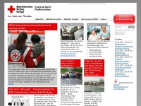 kvpfaffenhofen.brk.de Webseite Vorschau