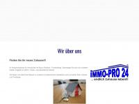 immo-pro24.de Webseite Vorschau