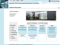 iws.uni-stuttgart.de