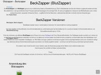 blutzapper-beckzapper.de