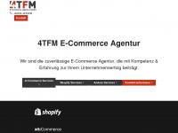 4tfm.de Webseite Vorschau