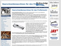 haarschneidemaschinen.net