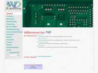 3wd.de Webseite Vorschau