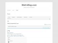 wahl-blog.com
