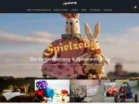kinderspielzeug-und-spielwaren.de Webseite Vorschau