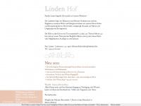 Lindenhof.biz