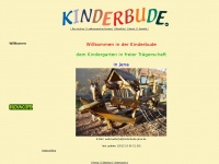 kinderbude-jena.de Webseite Vorschau