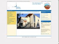 kita-arche-noah-speyer.de Webseite Vorschau