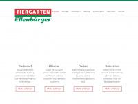 tiergarten-ellenbuerger.de Webseite Vorschau