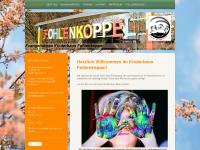 kinderhaus-fohlenkoppel.de Webseite Vorschau