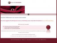 physio-hanus.de Webseite Vorschau