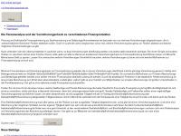 1a-versicherungscheck.de Webseite Vorschau