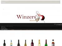 winzers.de Webseite Vorschau
