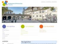 kigaprima.ch Webseite Vorschau