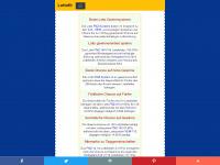 lottofit.com Webseite Vorschau
