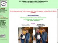 kv-suedhannover.de Webseite Vorschau