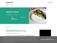 vegan-monsterfood.blogspot.com Webseite Vorschau