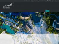 long-beach-mauritius.de Webseite Vorschau