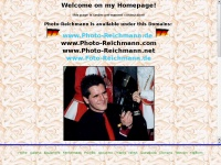 photo-reichmann.com Webseite Vorschau