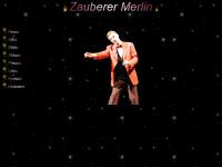 Zauberer-merlin.de