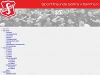 sportfreunde-soehre.de
