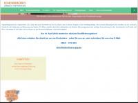kinderbuero-gap.de Webseite Vorschau