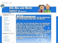 kita-bad-bodendorf.de Webseite Vorschau