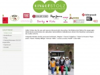 kinderstolz.de Webseite Vorschau