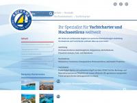4-oceans.ch Webseite Vorschau