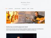 Matthias-kaye.de