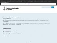 kirche-ottersberg.de Webseite Vorschau