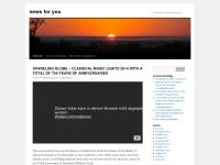 lotharsblog.wordpress.com Webseite Vorschau