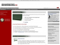 bewerbung.tv