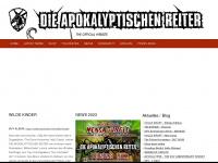 die-apokalyptischen-reiter.com