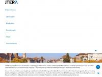 iteracf.ch Webseite Vorschau